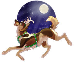 The other reindeer by Septicsyntax