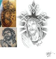 Original References For Tattoo by GoforthDesigns