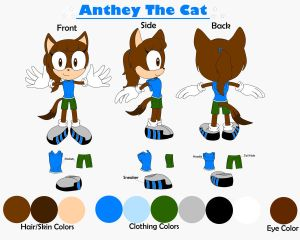 Anthey the Cat Reference+Description by anthey925