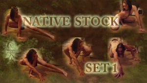 Native Stock - set 01 by disscordia