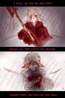 But tragedy always seemed to rule the fight by PAOJIE