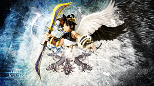 Kid icarus wallpaper by Junleashed