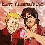 A Metal Gear Solid Valentine's Day by ReaperClamp