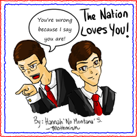 The Nation Loves You by Mothmish