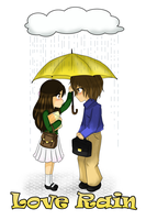 Love Rain by TsuchiKuroi