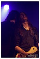 Katatonia with Alcest and Junius 29.11.12 M by Darkshot-Photography