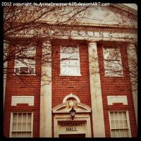 MY Late-Grand Father's School Building by MeghansDreamDesigns