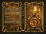 Legacy bookcover by Ash-3xpired