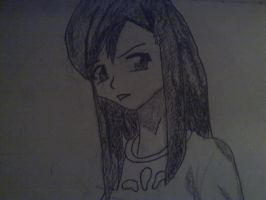 Young Orihime by A-Nameless-Wolf