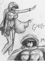 Ghost by Solla-Damian