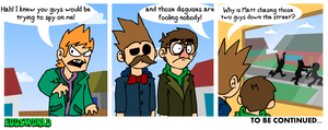 EWCOMICS 104 - Mystery Pt. 4 by eddsworld
