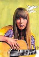 Joni Mitchell again by smjblessing