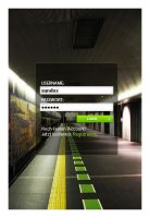 Login Area: Bussard by sunDox