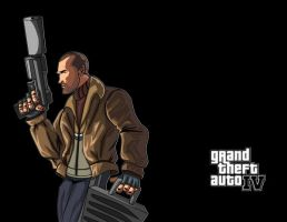 GTA4 NIKO BELLIC by B9TRIBECA