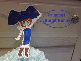I support BurgerBunny by Sea468