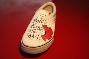 Pink Floyd Shoes by Hellasure