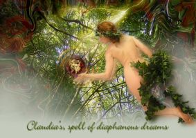 Spell of diaphanous  dreams by Daxserv