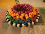 Random Color 3D Cuff by amyswlee