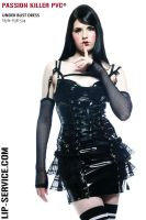 Passion Killer PVC 1 by lippyclothes