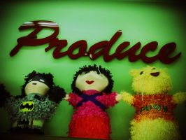 Produce Pinatas by Zenfilm
