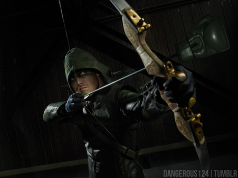 The Boxing Glove Arrow by DANgerous124