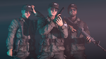 Call of Duty:Black Ops Military Police by RussianBear2345