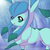Glaceon by issi007