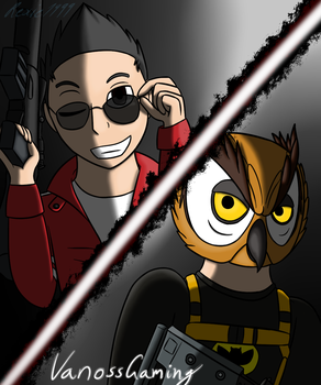 Vanossgaming by Rexie1999