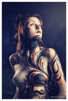 Lila bodypaint 02 by Zone-studio