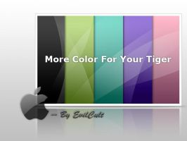 More Color For Mac Tiger by EvilCult