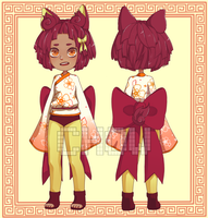 Kemonomimi Adoptable [CLOSED] by Chows-adopts