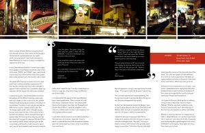 RoundAbouts Magazine Spread 4 by marigoldwithersaway