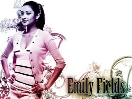 Emily Fields - Wallpaper by me969