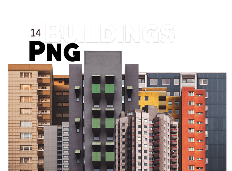 Png Buildings by Lilith-Trash