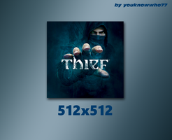 Thief Icon 512x512 by youknowwho77