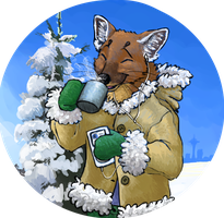 Maui in the Snow by stuffed
