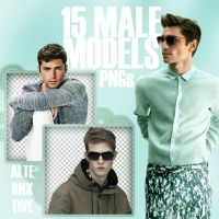 Male Model PNGs by Alternxtive [ HnM ] by alternxtive