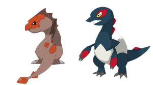 Fossils fakemon revealed by Clophil
