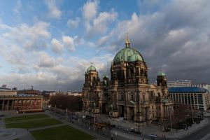 Berlin Cathedral by Kaldrax