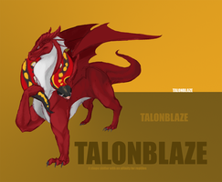 Talonblaze and Blood Python by Kelathe