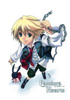 Pandora Hearts for Gye by lince
