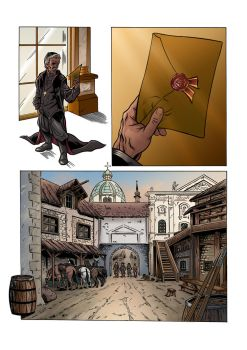 The Musketeers page02 by DarkKnight81