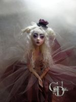 Roses are red..Ball jointed B by cdlitestudio