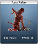 Tomb Raider Icon by Th3-ProphetMan