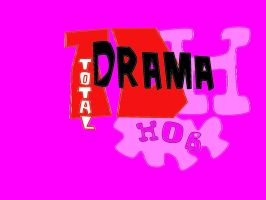 DRAMA TOTAL (HOUSE OF BUBBLEGUM LOGO) by voltar517