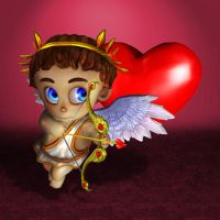 SMITE Cupid V2 by ArmachamCorp