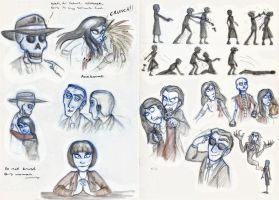 SP Sketches Book 4 by Expression