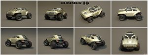 Hummer HB concept 18 by cipriany