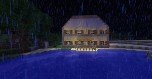 New Minecraft House by toamac