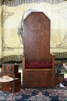 Throne by TOTGStock